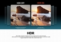 LILLIPUT H7 4K Ultra Brightness 7 inch Camera Monitor with HDR, 3D-LUT, Color sp