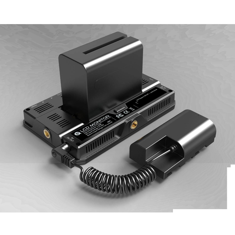 LILLIPUT 5inch TOUCH HDMI2.0 Camera Monitor 3