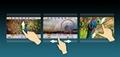 LILLIPUT 5inch TOUCH HDMI2.0 Camera Monitor 8