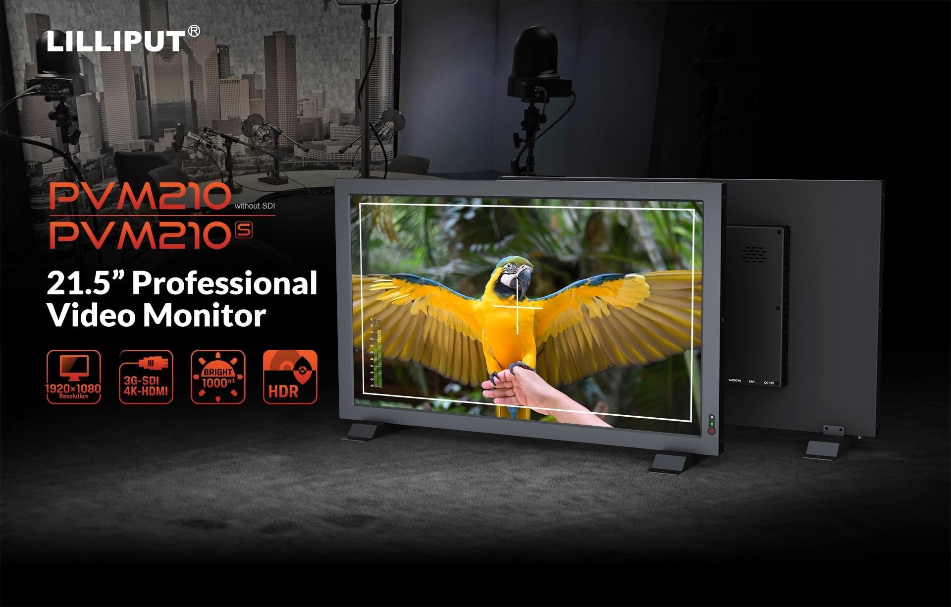 pro AV monitor