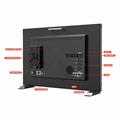 LILLIPUT 23.8inch UHD 12G-SDI,HDMI 2.0 broadcast  production studio monitor 5
