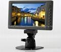 "LILLIPUT 7"" touchscreen monitor with VGA"