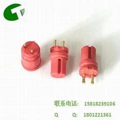 M8 2P公母 防水插头