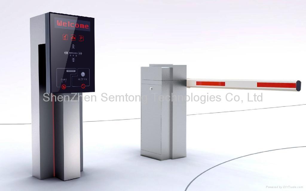Car Parking entrance system - semtong (China Manufacturer) - Access ...