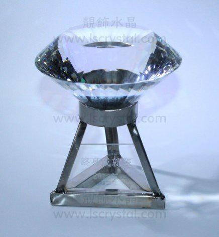 珠海靚飾水晶獎杯定製的水晶獎杯 2