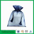 Cheap organza gift pouch 2