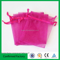 Cheap organza gift pouch 3