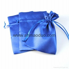 Advertising jewelry satin bags