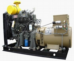 30-150KW濰柴系列柴油發電機組