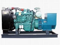 40-700KW玉柴系列柴油发电机组
