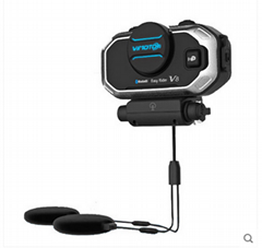 Vimoto V8 motorcycle bluetooth intercom headset