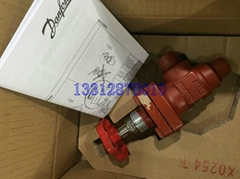 Danfoss stop valve (SVA-S15/20/50/65) for ammonia and freon with stop valve