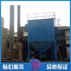 礦山除塵器 破碎機布袋除塵器MC-630袋式除塵器