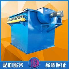 抛丸机喷砂机布袋除尘器 铸造环评设备