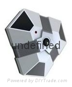"360"" FISHEYE CAMERA PANORAMIC CCTV DOME CAMERA"
