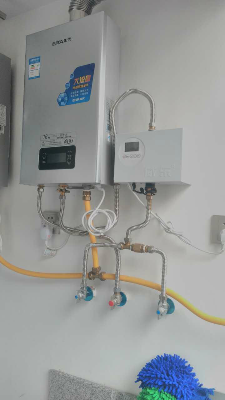 热水器完美搭配循环水泵 4