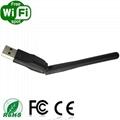Stylish 150Mbps high quality wifi dongle
