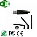 Stable 150Mbps wifi USB dongle with detachable antenna 1