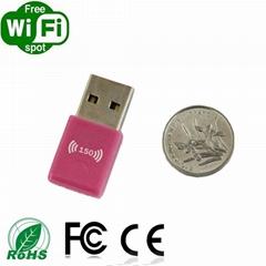 RT5370 150Mbps External  Wirelss Wifi USB adapter