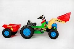 Newest Fashion Design kids ride On Car  Yellow & Green 413