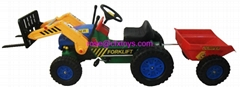 Fashion Ride On Toy Pedal Car for kids