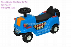 New Design Ride On Toy Car for kids