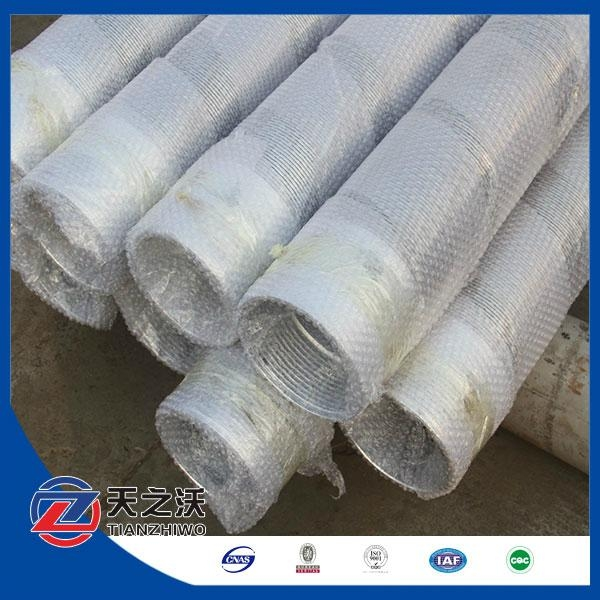 Cylinder shape wedge wire  4