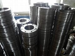 Flange, blind plate, pipe, steel pipe, head,