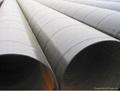 Steel pipe, elbow, flange, three links 4