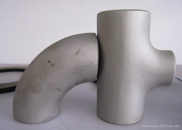法蘭八字盲板保溫管件防腐管件 2