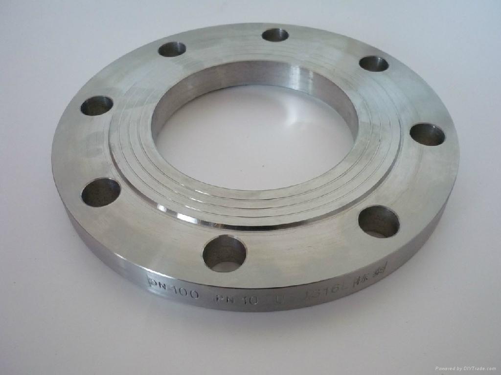 盐山法兰对焊管件 2