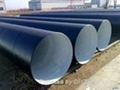 Natural gas spiral steel pipe seamless steel pipe, oil pipe