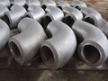 Export seamless steel elbow, flange, pipe fittings