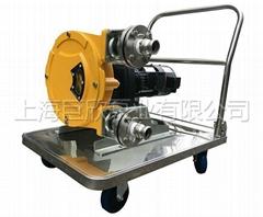 上海国产软管泵_高品质软管泵