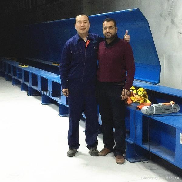 Break test type tensile test bench test machine 2