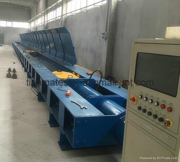 Break test type tensile test bench test machine 5