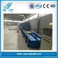 wire rope hydraulic tensile test machine