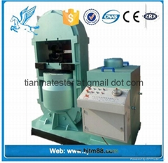 1250T hydraulic Steel  Wire Rope Sling Press Machine