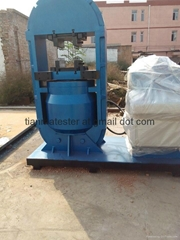 YT2500  Hydraulic Press Machine for wire rope sling up to 106mm