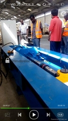 200ton anchor chain pull test equipment