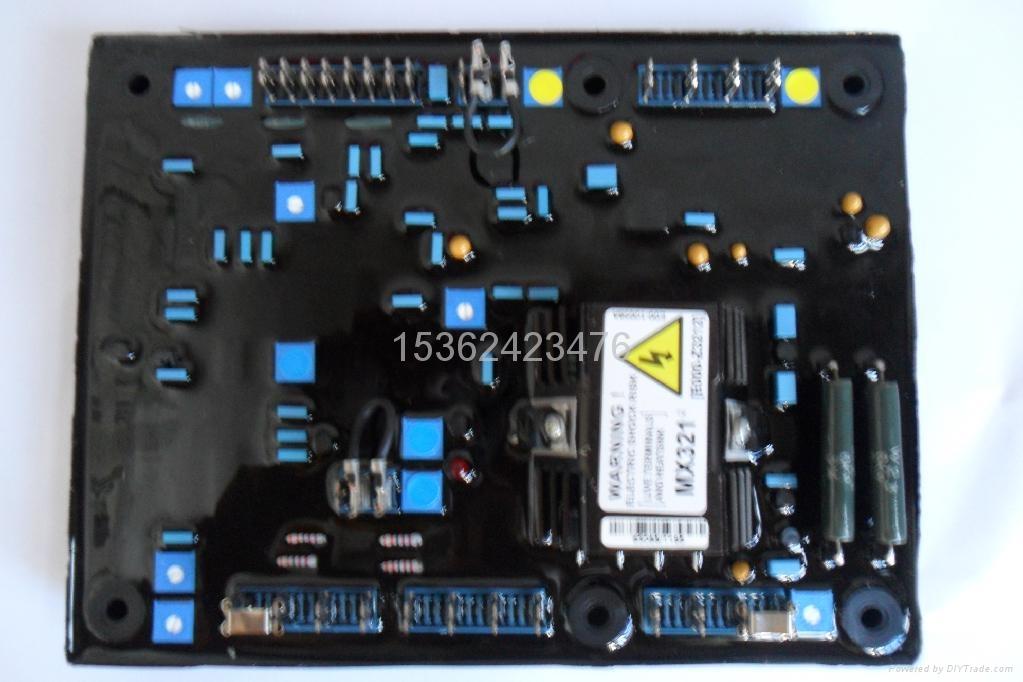 SX440自动电压调节器 4