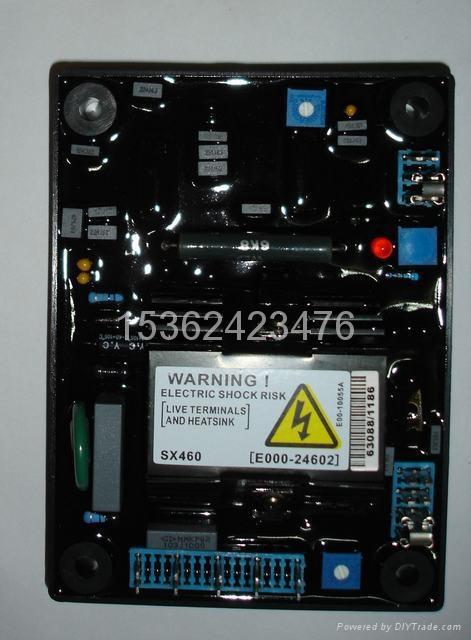 SX460电压调节器 2