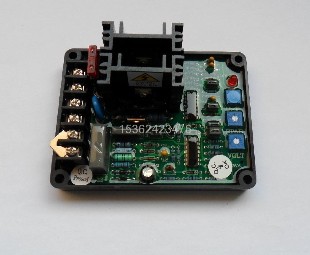 GAVR-15B电压调节器 4