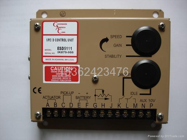 ESD5500E调速板 2