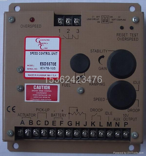 ESD5500E调速板 5