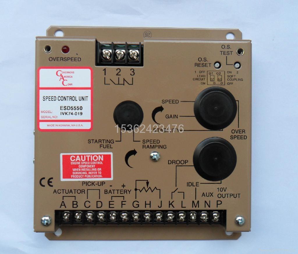 ESD5550E调速板 1