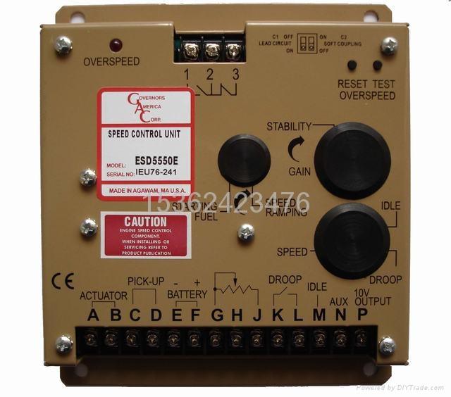 ESD5550E调速板 2