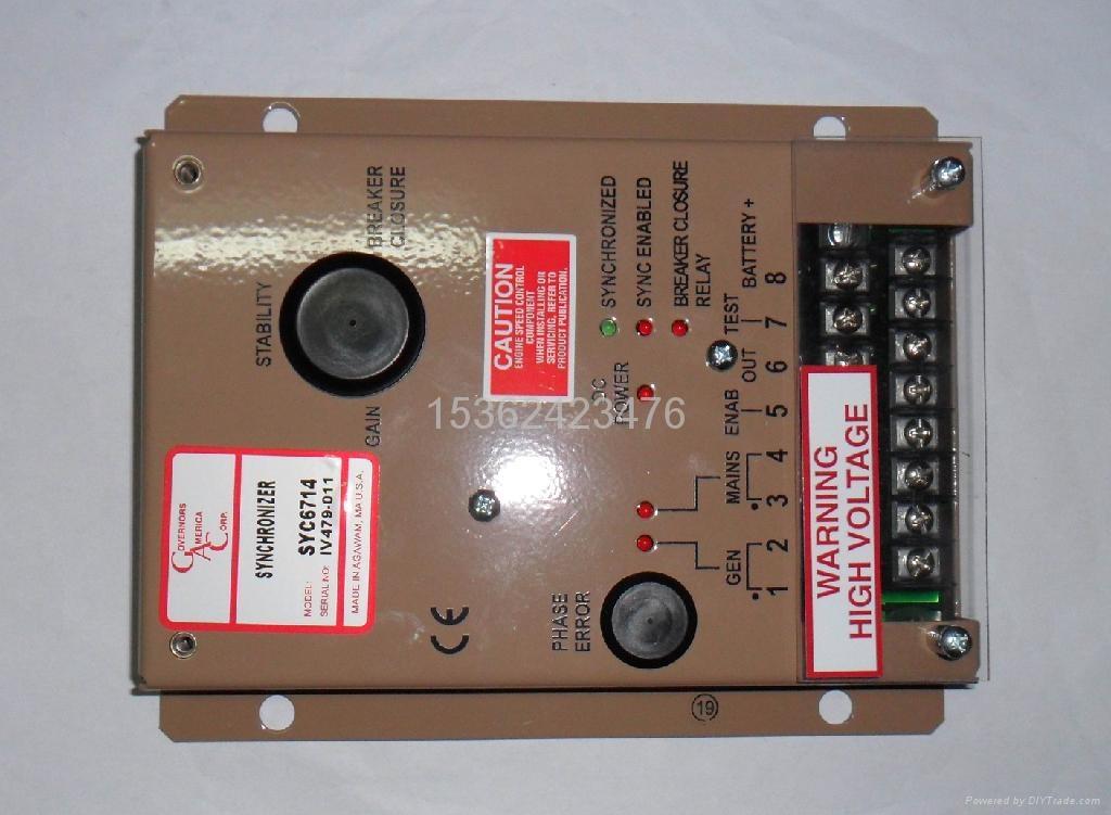 SYC6714并机同步器 1