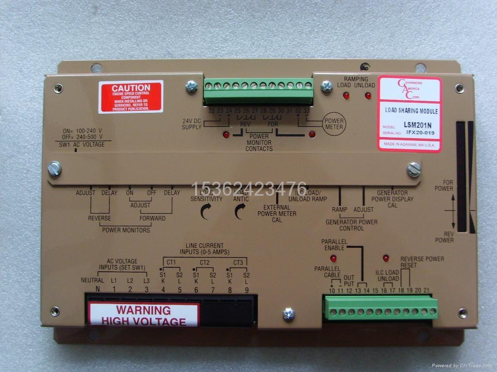 SYC6714并机同步器 5