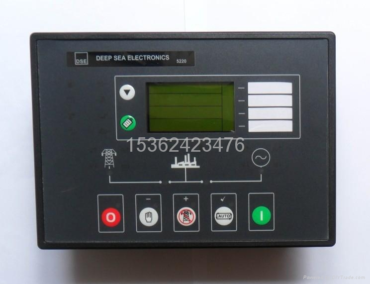 DSE501K控制模块 5